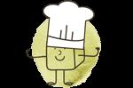 אייקון פינת השף